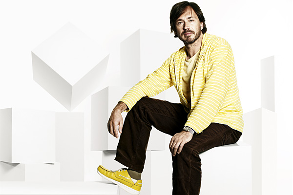 "Marc Newson: ""i have always been obsessive. Or selfish. It's a fine line."""