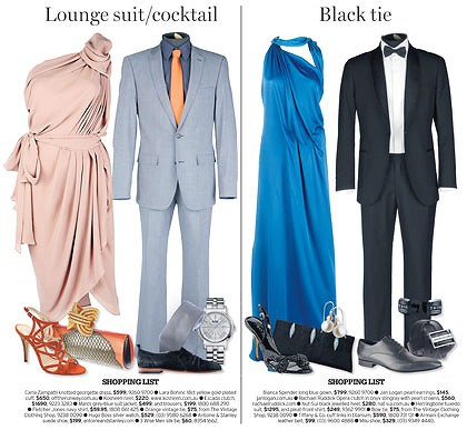 Lounge suit dress code | Understanding dress codes | MSN Arabia