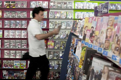 Browsing the shelves for a DVD to rent may soon be a thing of the past.