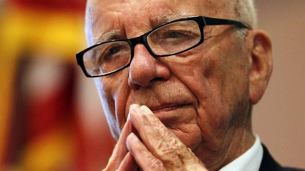 News Corp Chairman and CEO Rupert Murdoch