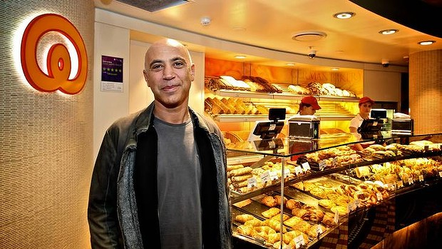 Ahmet Yaltirakli's German bakery in Sydney's QVB has proved a winner.
