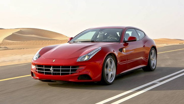 Ferrari FF.