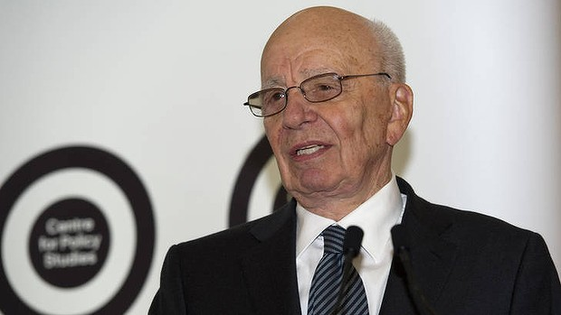 Rupert Murdoch and Kerry Stokes accounted for half the turnover.