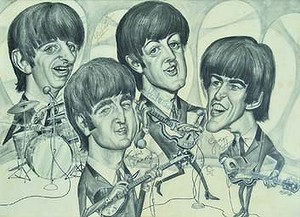 The Beatles Tony Rafty