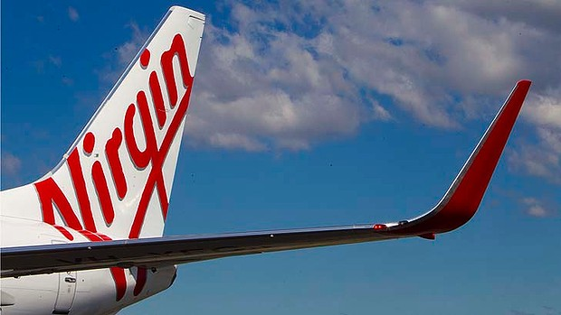 VIRGIN AUSTRALIA AFR PHOTOGRAPH BY GLENN HUNT 080811.