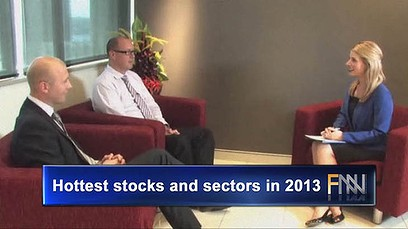 31 Dec 2012 - Novus Capital Senior Investment Advisors, Gary Glover and James Gerrish provide trading tips and stock and sector picks for the year ahead.