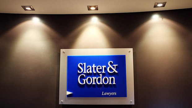 Brand power: Slater & Gordon has been described as 'the poster child for Tesco law'.