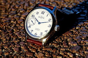 Davosa watch travelling around Australia.
