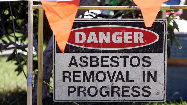 Costly to settle: Asbestos-related claims are rising for James Hardie, particularly in relation to mesothelioma.